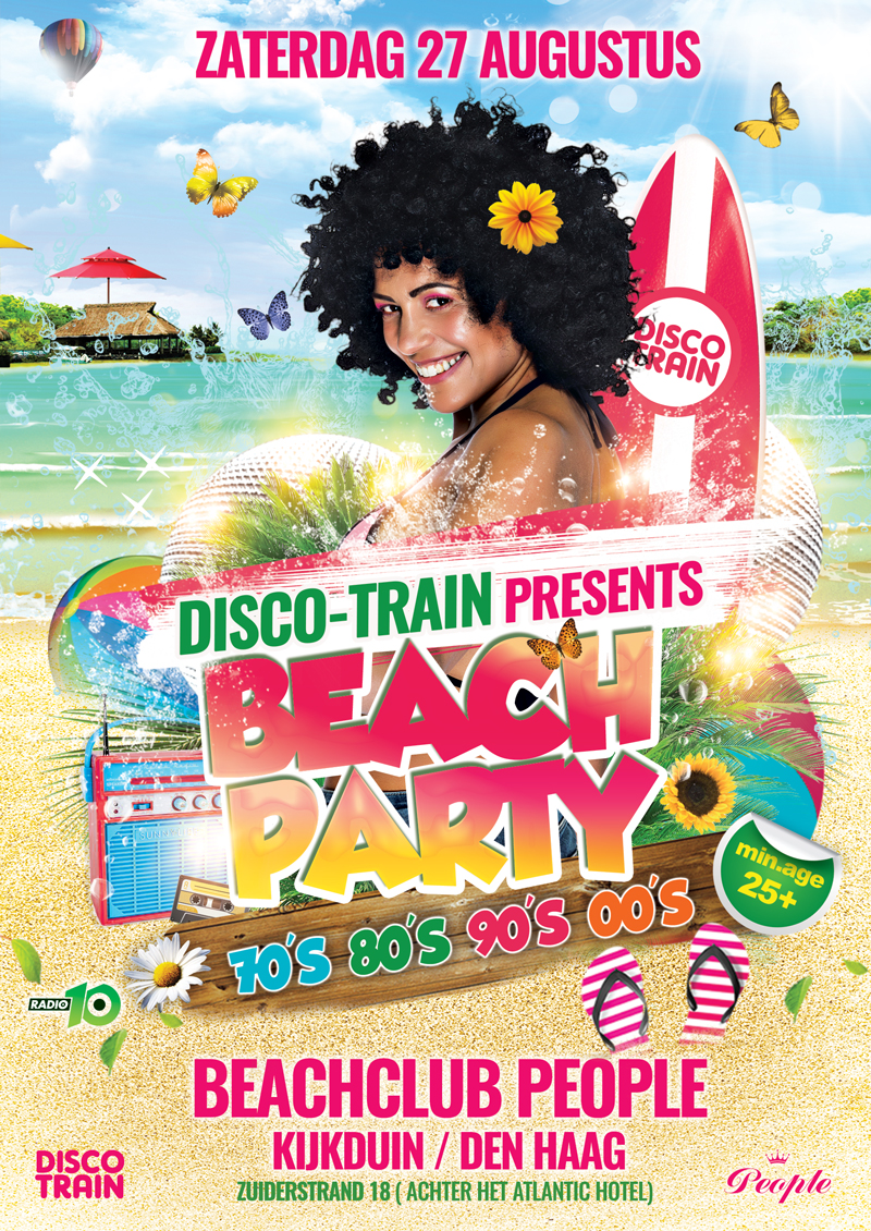 Venue : Beachclub People - Kijkduin/Den Haag