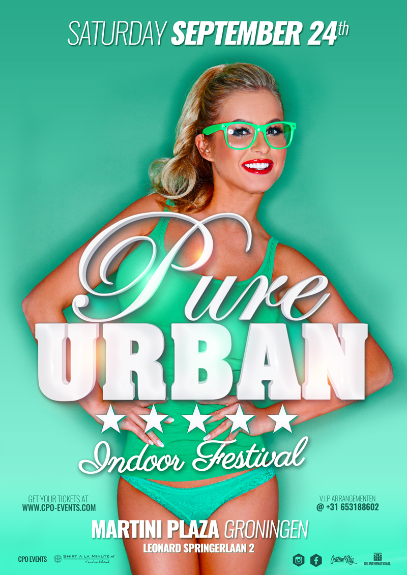 Pure Urban Indoor Festival